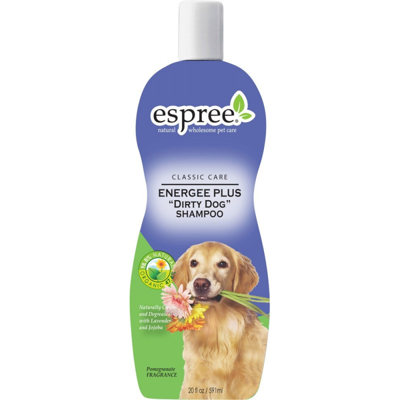 Espree Energee Plus Shampoo (1:24)