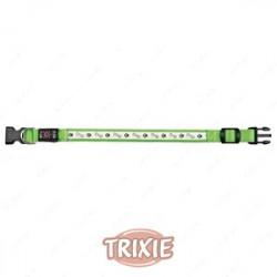 Ошейник для собак Trixie Illuminous USB Зеленый