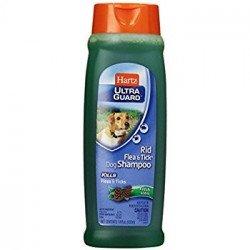 Hartz Flea&Tick Dog Fresh Scent Shampoo