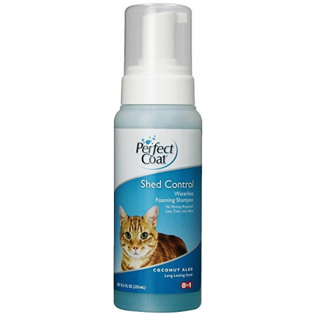 8in1 Perfect Coat Shed Control Shampoo