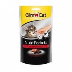 Gimpet Nutri Pockets c говядиной и солодом