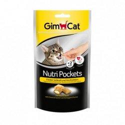 Gimpet Nutri Pockets c сыром и таурином