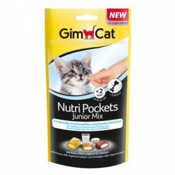 Gimpet Nutri Pockets Junior Mix Kitten