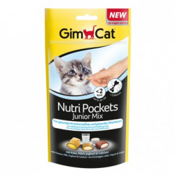 Gimpet Nutri Pockets Junior Mix Kitten