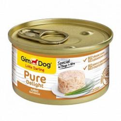 GimDog Pure Delight цыпленок в желе