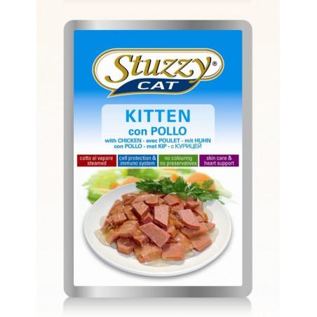 STUZZY Cat Kitten для котят в соусе