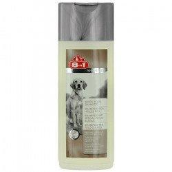 8in1 Шампунь Белый жемчуг для собак светлых окрасов