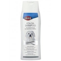 Trixie COLOR-SHAMPOO для белых собак