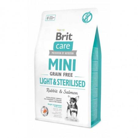 Brit Care Mini Light & Sterilised