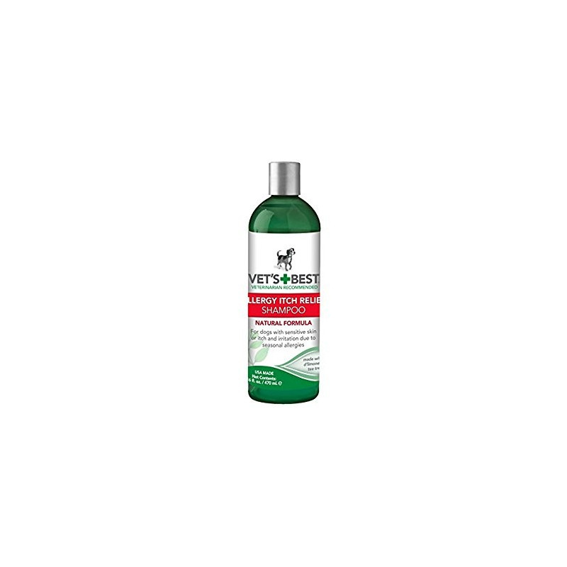 Vet`s Best Allergy Itch Relief Shampoo