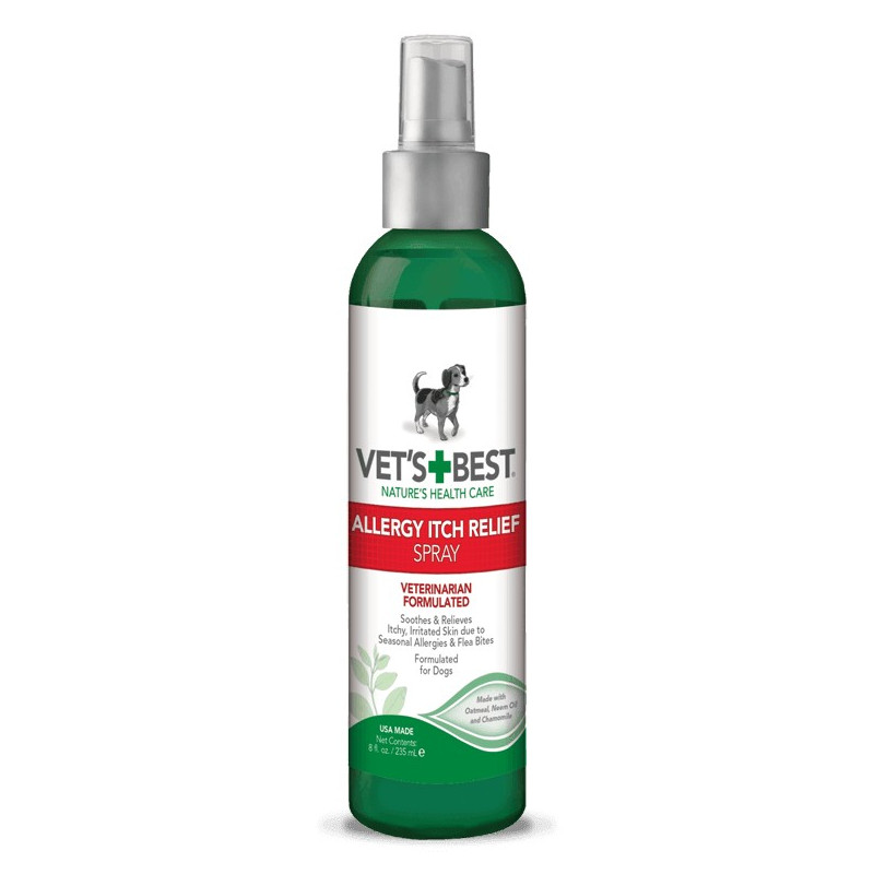 Vet`s Best Allergy Itch Relief Spray