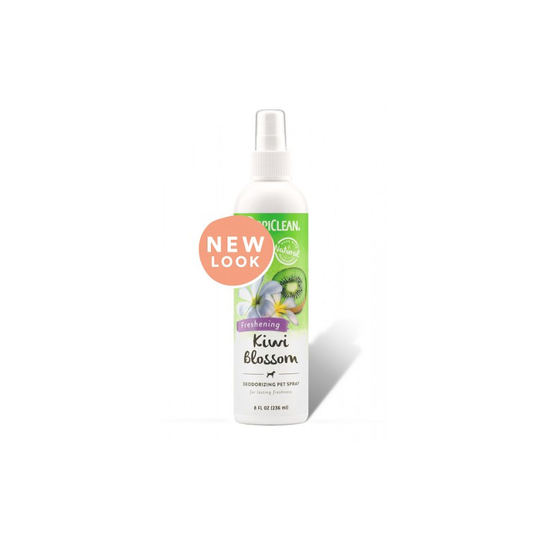 TropiClean Kiwi Blossom Спрей - дезодорант