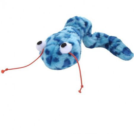 Coastal Turbo Vibrating Creature Вибрирующая интерактивная игрушка для котов