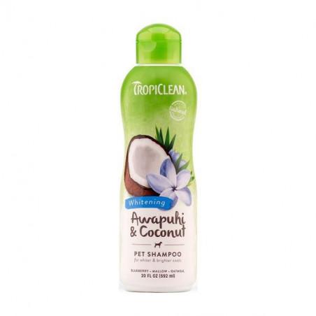 TropiClean Awapuhi & Coconut Шампунь