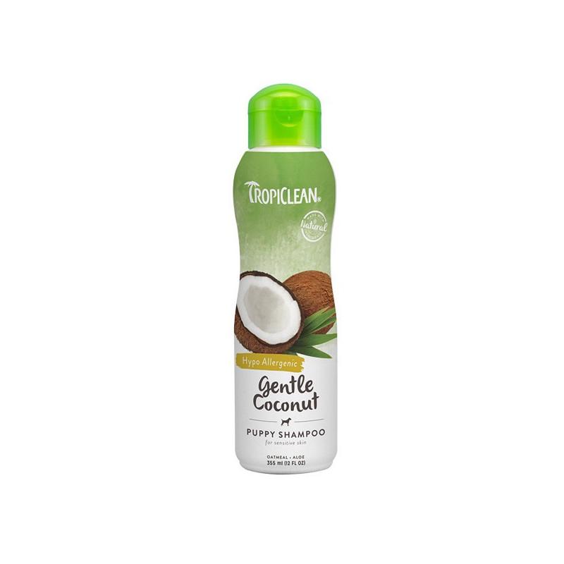 TropiClean Gentle Coconut Шампунь увлажняющий