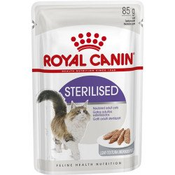 Royal Canin STERILISED Pate