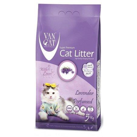 Van Cat  LAVENDER