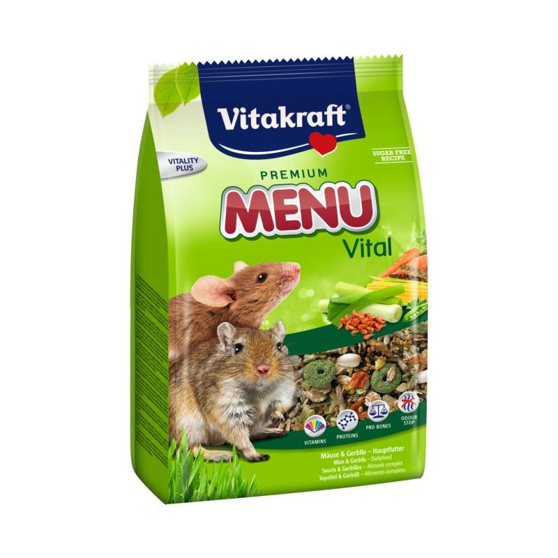 Vitakraft Premium Menu для мышей