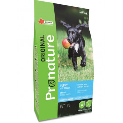 Pronature Original PUPPY Chicken With Oatmeal