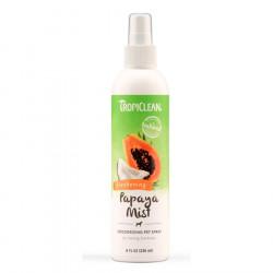 TropiClean Papaya Mist Спрей - дезодорант