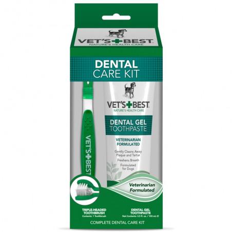 Vet's Best DENTAL CARE KIT