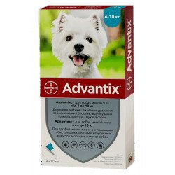 Bayer Advantix до 10 кг
