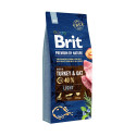 Brit Premium by Nature LIGHT Turkey & Oats