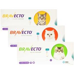 Bravecto Spot-On Капли на холку от блох и клещей