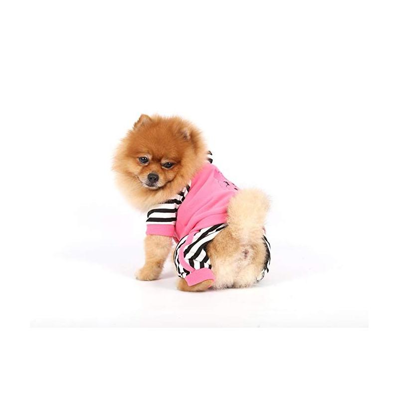 DoggyDolly Комбинезон Mix 3 colors poodle