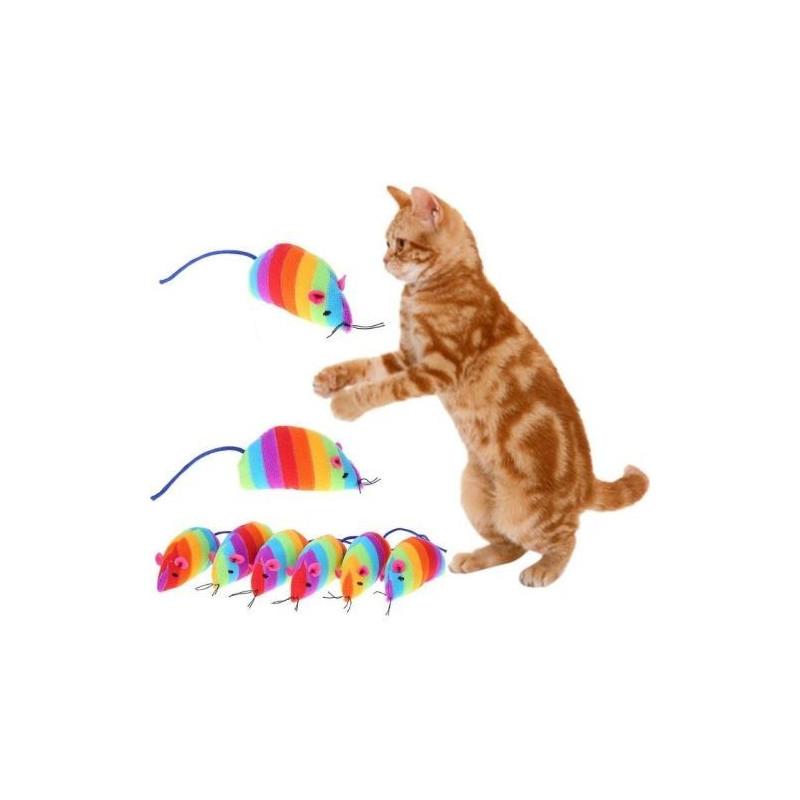 Мышка радуга