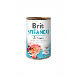 Brit Pate & Meat Salmon