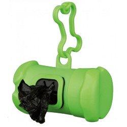 Trixie Сумка-косточка пластик+пакеты для фекалий