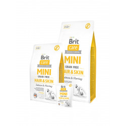 Brit Care Grain-free Mini Adult Hair & Skin