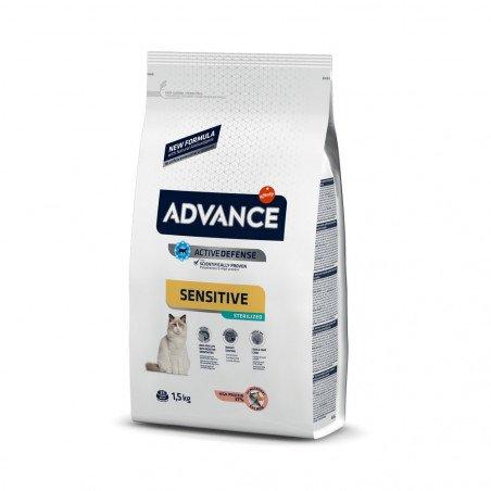 Advance Cat Sensitive Salmon & Rice