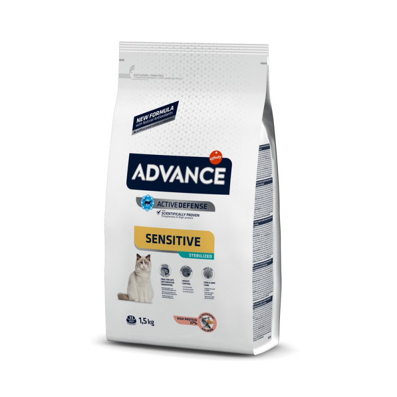 Advance Cat Sterilized Salmon