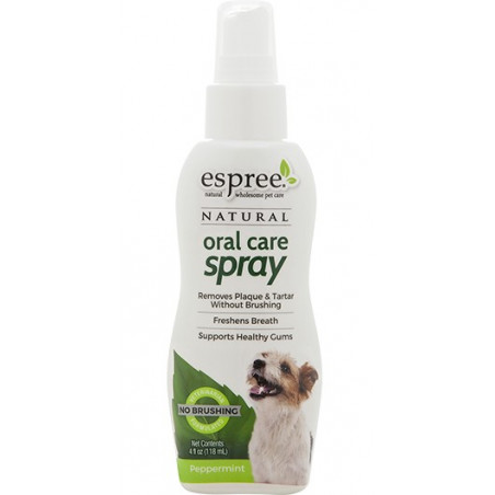 Espree NATURAL ORAL CARE SPRAY Peppermint