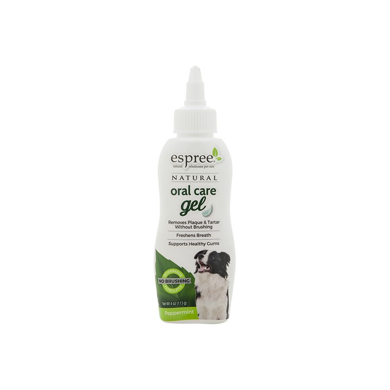 Espree NATURAL ORAL CARE GEL Peppermint
