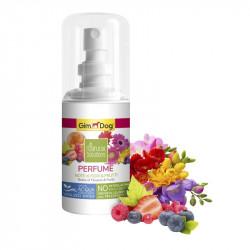 GimDog Perfume Notes of Flowers & Fruits