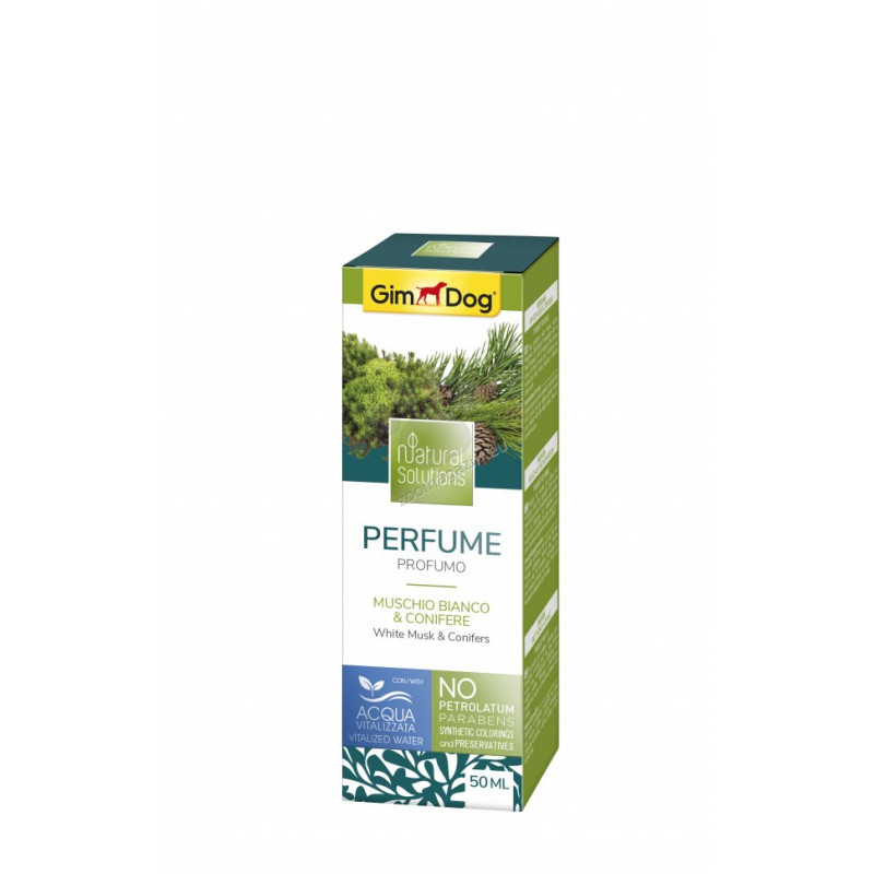 GimDog Perfume White Musk & Conifers