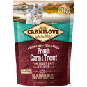 Carnilove FRESH CARP & TROUT Sterilised Cats