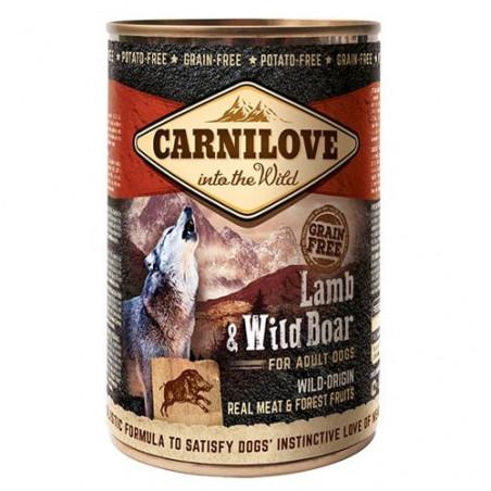 Carnilove LAMB & WILD BOAR