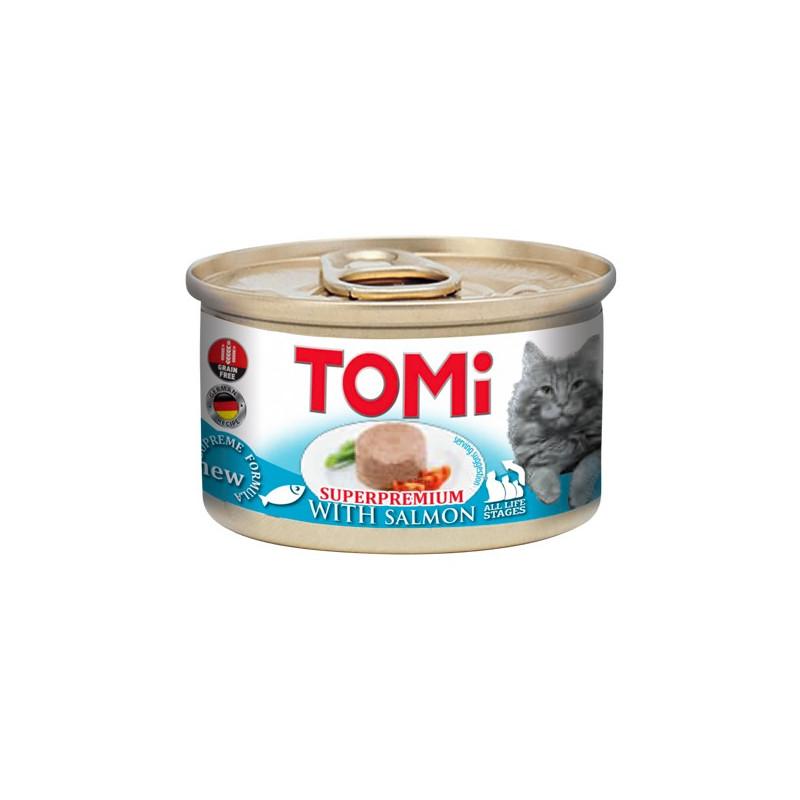 TOMi Salmon, мусс