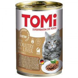 TOMi poultry liver ПТИЦА ПЕЧЕНЬ