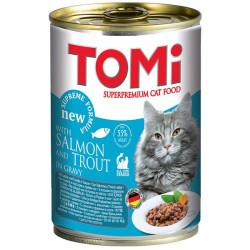 TOMi salmon trout ЛОСОСЬ ФОРЕЛЬ