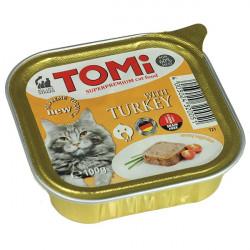 TOMi turkey, паштет