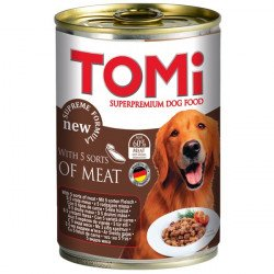 TOMi 5 kinds of meat