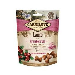 Carnilove Dog Crunchy LAMB With CRANBERRIES