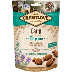 Carnilove Dog CARP With THYME Semi Moist