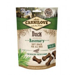 Carnilove Dog Duck Enriched With Rosemary Semi Moist