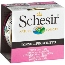Schesir Adult Canned Tuna/Ham
